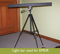 EMDR light bar debra young counseling